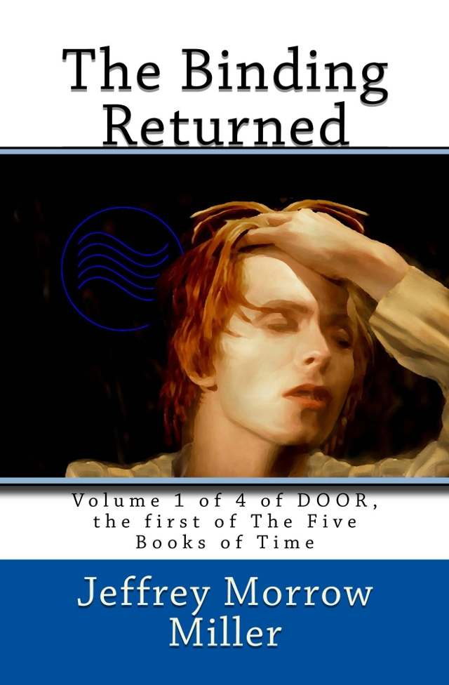 The Binding Returned Cover